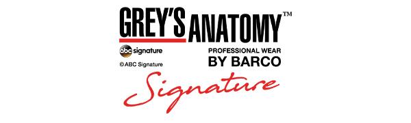 greyamp;#39;s anatomy signature by barco logo