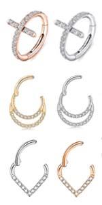 Segment Ring Septum Clicker