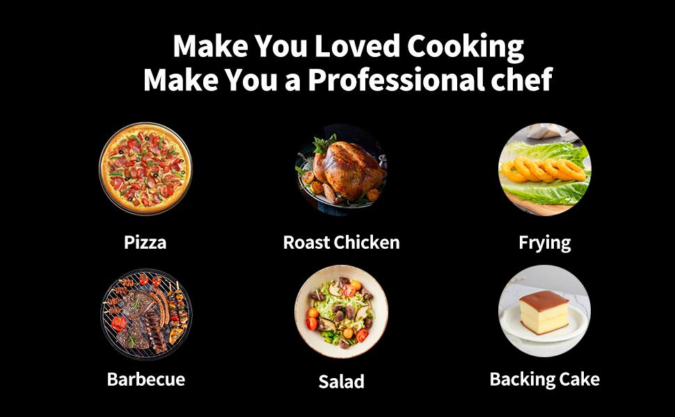 Make you loved cooking
