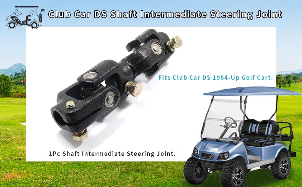 Club Car DS Shaft Intermediate Steering Joint