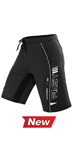 M021 MTB shorts black