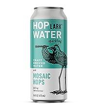 Hoplark HopWater Craft Brewed Water with Mosaic Hops