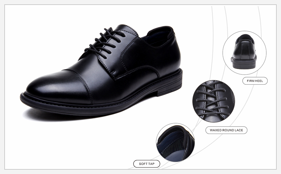 Kkyc dress shoes details