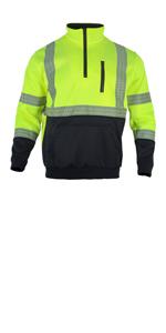 Safety sweatshirt