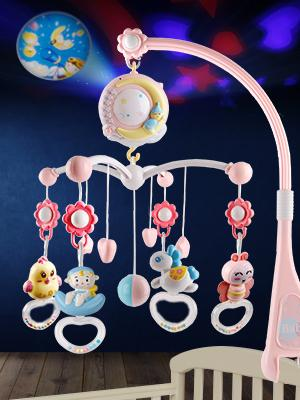 Crib Mobile with Lights and Music