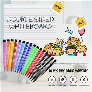 """Dry Erase Board, 3 Pcs Small Dry Erase White Board 9""""X12"""""""