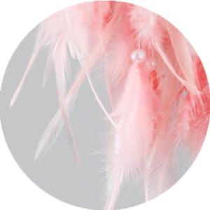 dream catcher handmade feather