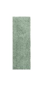 AOACreations Chenille Shag Bath Rug (Extra Long Runner)