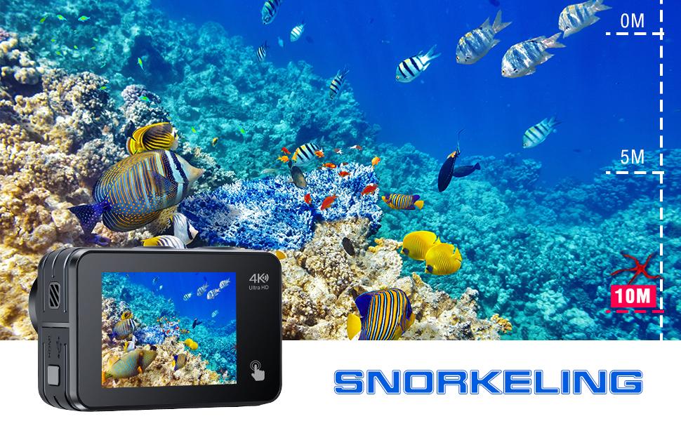 waterproof action camera for go pro aquatic camera,sports camera underwater camera