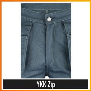 YKK Zip