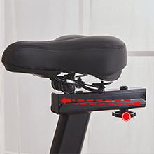 Whtor Workout bike for home gym adjustable seat