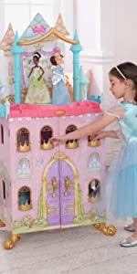 Disney Dance and Dream Dollhouse
