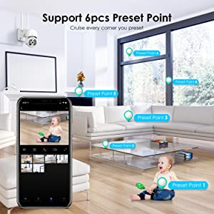 wireless cameras for home security outdoor wifi