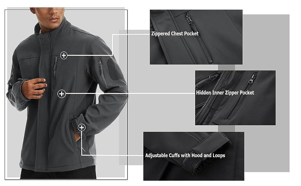tactical jacket for men military jacket for men