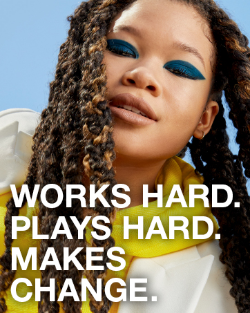 MNY brand story, works hard, plays hard, makes change