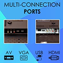 Multi Connection Ports