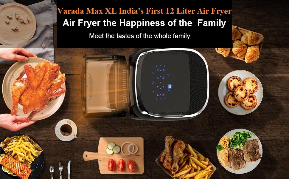Varada Max XL 12L air Fryer