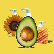 Ingredientes naturais e orgânicos