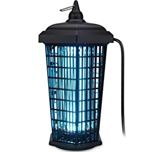 plug in bug zapper lamp