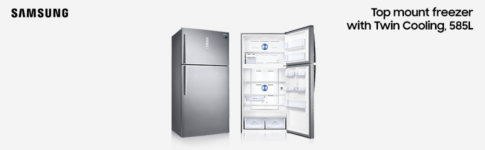 Refrigerator 585L
