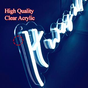 High Quality Clear Acrylic