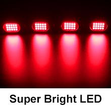Super bright LED chips