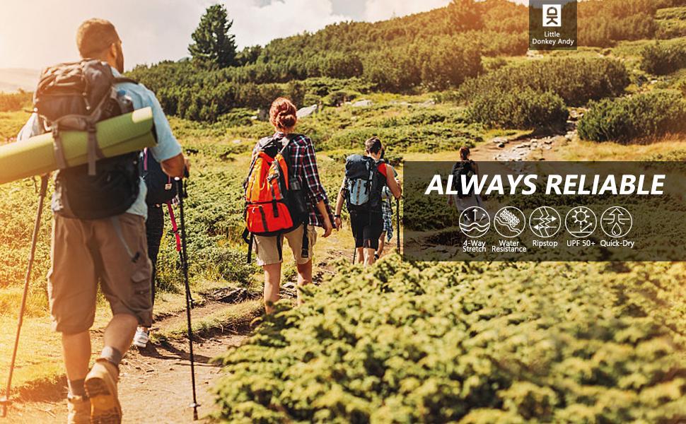 men's hiking shirts