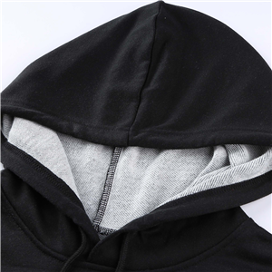 Drawstring Hooded