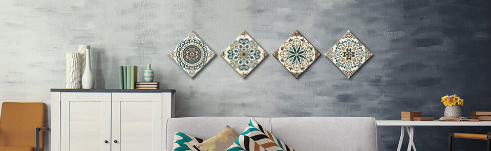 canvas indian wall art