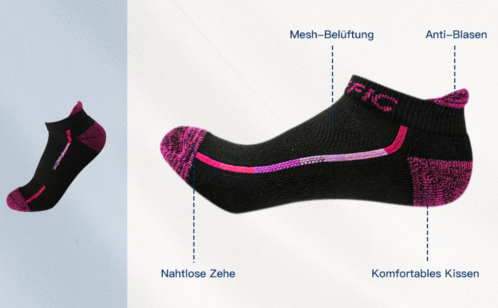 Ankle Trainer Socken