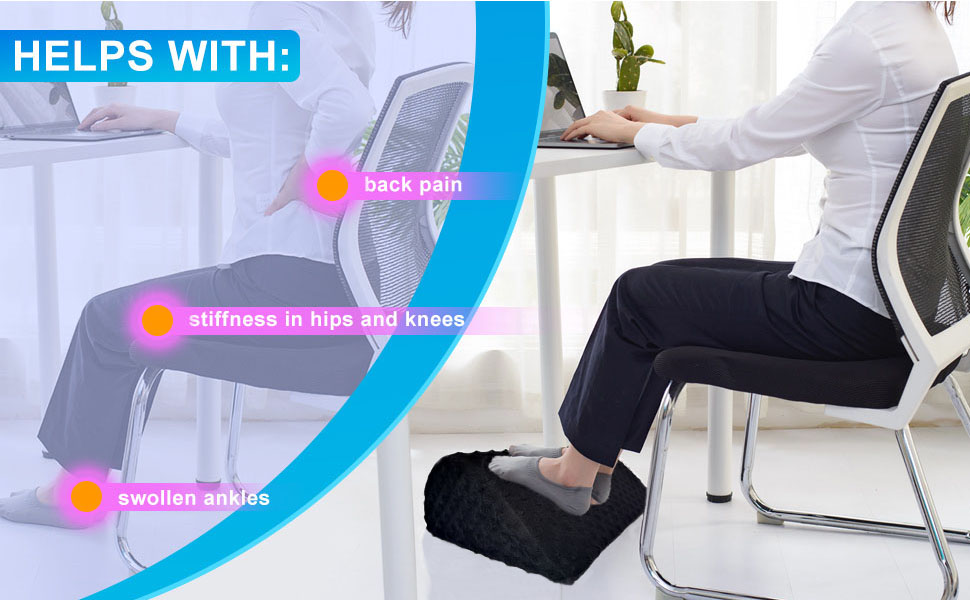 footrest under desk