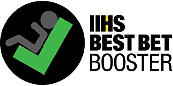 BubbleBum was named a best bet car booster seat by the IIHS in 2020