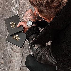 Geschenk Herren Gift Men premium Geschenk Geschenkbox Vatertag Geburtstag Weihnachten Ostern