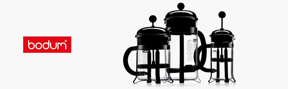 bodum, verre double paroi, Cafetière à Piston, french press, presse Française, Remplacement, beaker