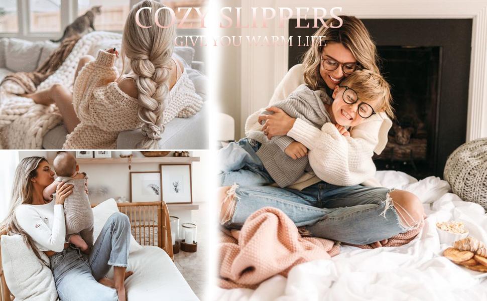 cozy slippers