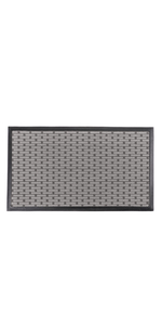 doormat door mat mud room durable non slip indoor garage front outside indoor entry welcome coir