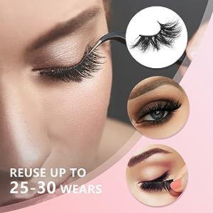 6D siberian mink lashes eyelashes bulk wholesale