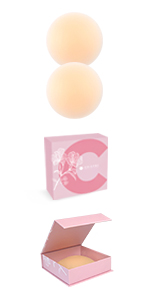 Chicpre Adhesive Breast Petals