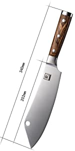 Butcher's knife
