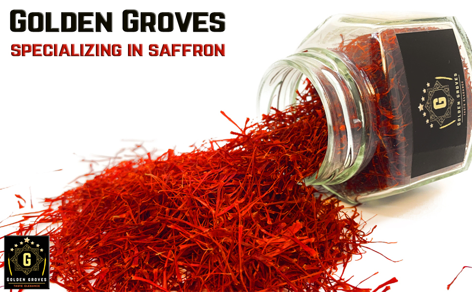 Golden Groves Saffron