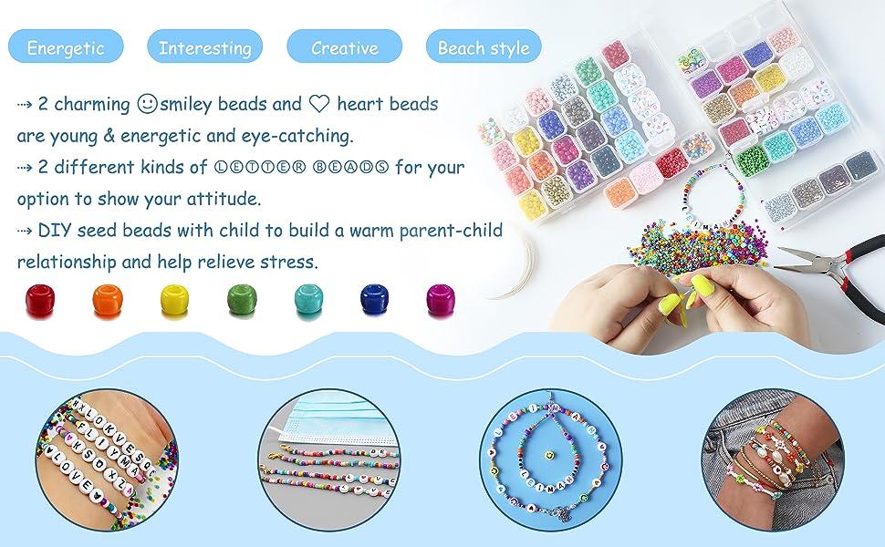 seed beads kit