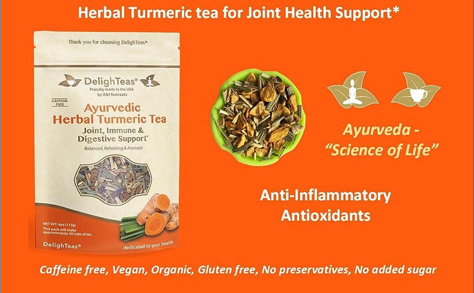 Turmeric Joint tea