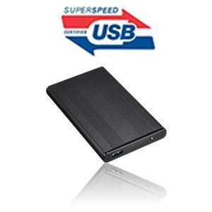 USB3.0接続で高速転送
