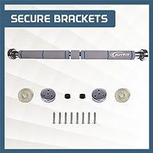 Secure Brackets
