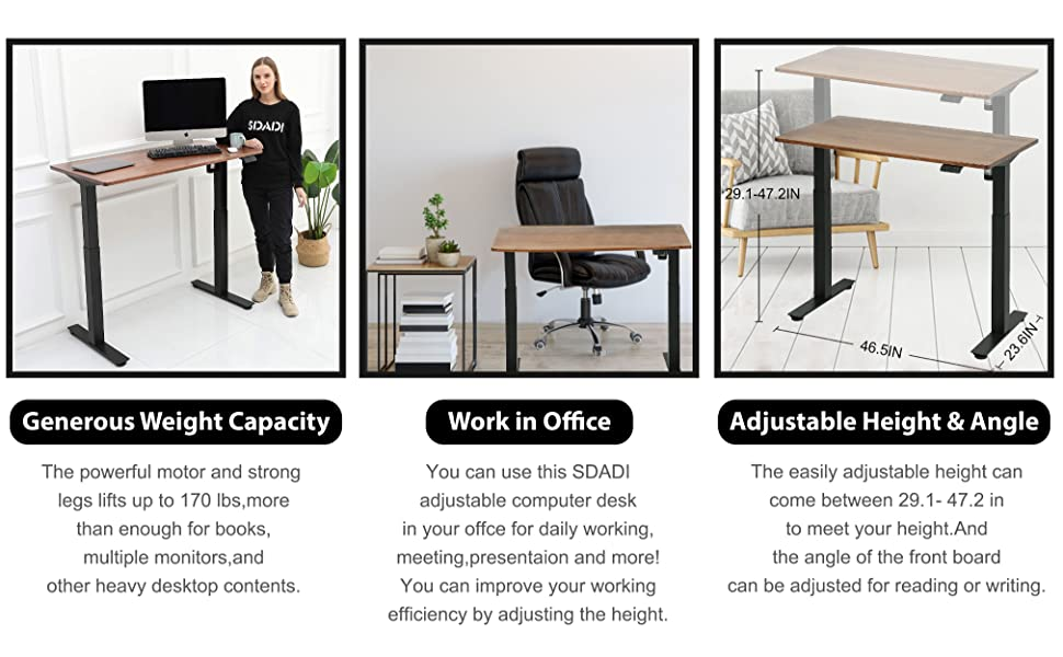 Flexible working environment allows you to have a better working experience.