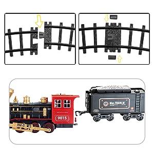 new train tracks