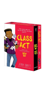 New Kid, Class Act, Box Set, Jerry Craft