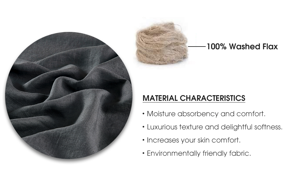 breathable and soft