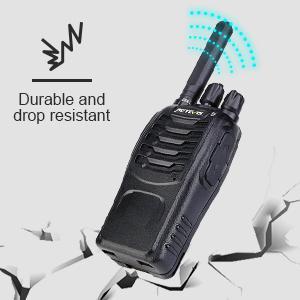 Rugged walkie talkie