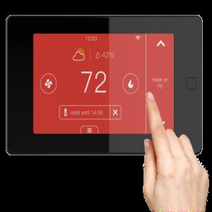 touchscreen programmable